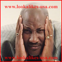 Michael Jordan Lookalikes